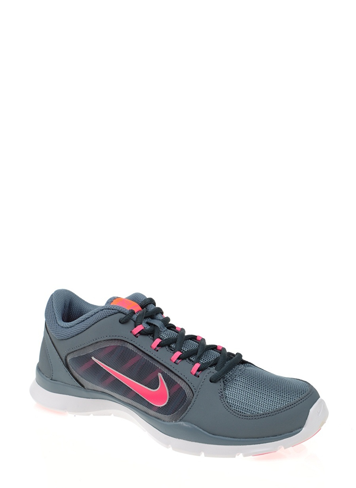 0d85fea3b4ad6 Nike Kadın Wmns Nike Flex Trainer 4 Bl Grpht Pnk Pw-Clssc Chrcl-Tt ...